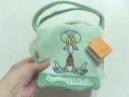全新章魚哥手提袋