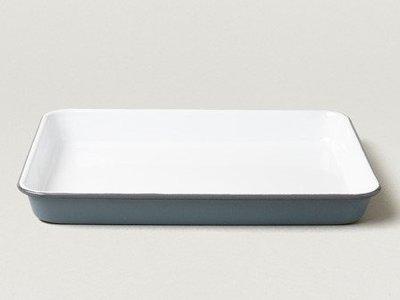 Falcon 琺瑯 托盤 Serving tray 古典灰 英國獵鷹琺瑯 delicateworld