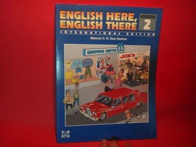 【愛悅二手書坊 20-12】English Here, English There 2