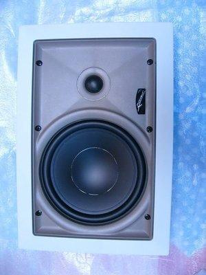 美國名牌 PROFICIENT W665 天花板崁入式喇叭 專業品牌 二音路分音器設計  防潮抗菌