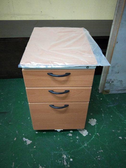 非凡二手家具 全新 木紋面 OA活動櫃*辦公櫃*檔案櫃*文件櫃*資料櫃*鐵櫃*理想櫃*辦公櫥櫃*三層櫃*高櫃
