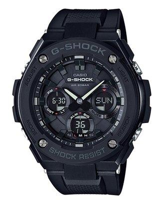 [ㄚ寶3C ] G-SHOCK GST-S100G-1B 2016年10月新錶 採用黑色離子IP處理 GST-S100G