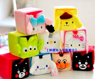 【檸檬兔】三麗鷗 角落生物 桌面收納盒 置物盒 迷你飾品盒 聖誕  kitty美樂蒂布丁狗麵包超人拉拉熊貓咪企鵝