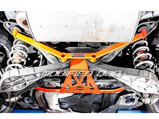 DJD 16 TO-H0450 TOYOTA  NEW ALTIS 09年後~  SUMMIT鉻鉬合金扭力樑強化桿