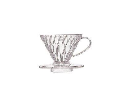 Hario VD-01T V60 樹脂圓錐形濾杯∕1-2人份-【良鎂咖啡精品館】