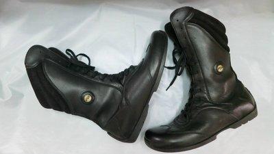 單一價出清~勃肯 Birkenstock footprints黑色真皮馬靴:2774
