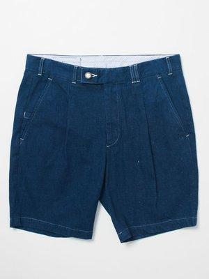 (vincent shop)syndro 單寧短褲  目前全新 以後不知道