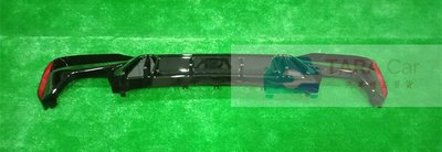 『塔菈』寶馬 BMW G30 改F90 M5 後下巴 後飾板 亮黑 直上 現貨供應 空力套件