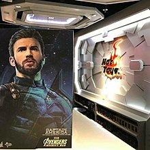 全新MMS480 Hottoys Captain America Avengers 3 美國隊長 復仇者聯盟 3 普通版