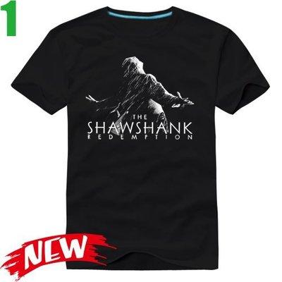 【刺激1995 The Shawshank Redemption】短袖經典電影T恤 任選4件以上每件400元免運費!