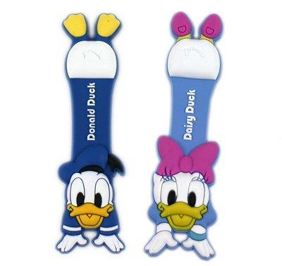 【卡漫迷】 唐老鴨 黛西 捲線器 二選一 ㊣版 日版 加強 鈕扣式 不易鬆脫 隨身耳機 Daisy 迪士尼 Donald