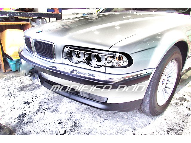 DJD19031801 BMW~7系列-E38-95~02 全新 前保桿 塑膠PP