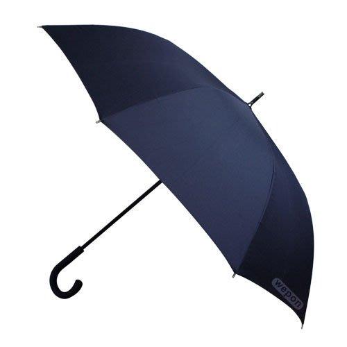 【wepon】玻纖防風自動高爾夫球傘(灰色,黑色,深藍色,橄欖綠)