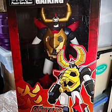 GAIKING Action Figure by Most Wanted PSR 002 Force Five Anime Animation Ship