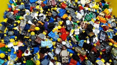 Lego樂高正版二手人偶