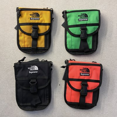 ☆LimeLight☆ Supreme x The North Face RTG Utility Pouch 小包