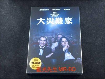 [DVD] - 大災難家 The Disaster Artist ( 得利公司貨 )