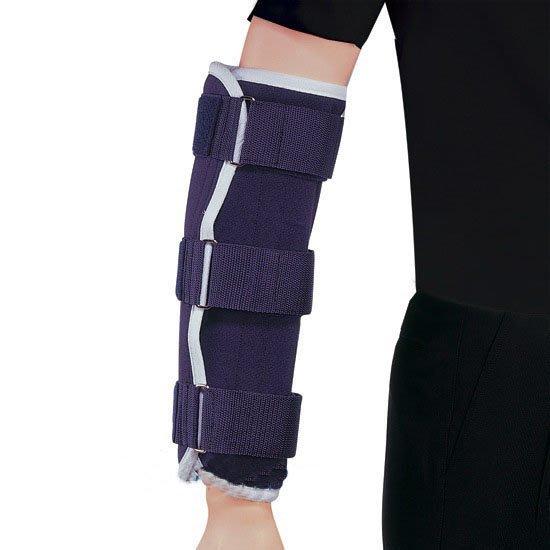 感統家族_35cm支撐架(Gaiter)副木支架 綁腿手腳固定用/多種尺寸(35cm長,單支)CP腦麻自閉中風術後