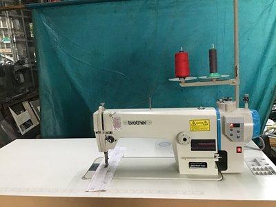 工業平車縫紉機-日本制-BROTHER-736-適合各種布薄厚丶裝全新直驅無聲馬達丶車針可選上下定位(速度可控)