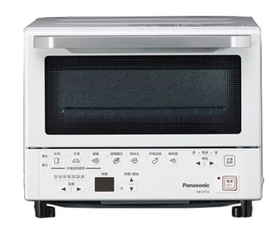 日本同步遠近紅外線 台灣公司貨Panasonic國際牌9公升烤麵包機智能烤箱NB-DT52 免運費
