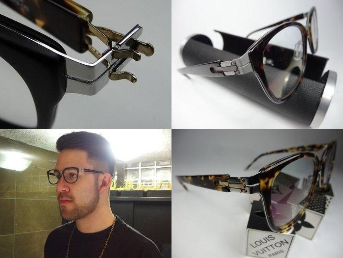 信義計劃 眼鏡 渡邊徹 日本製 渡邊八十八  薄鋼膠框 複合式雙材質 三叉式 雪茄腳 eyeglasses