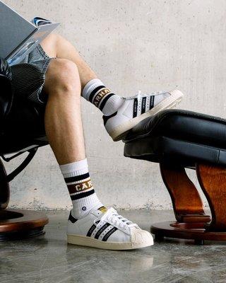 【日貨代購CITY】adidas Originals by HUMAN MADE SUPERSTAR 80S 鞋子 現貨