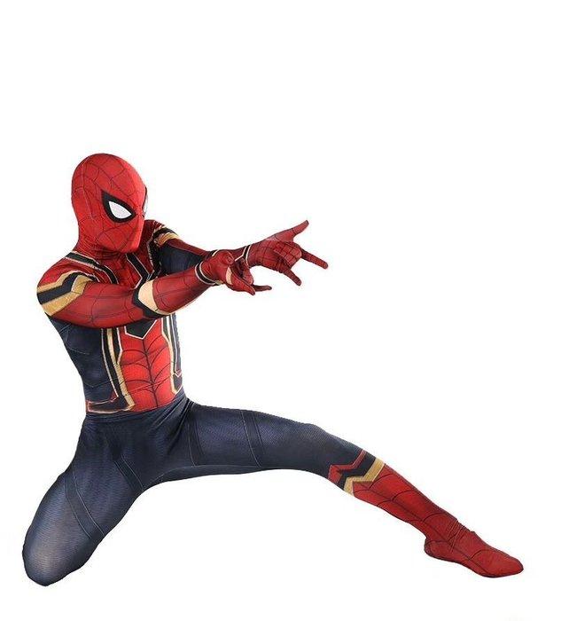 暖暖本舖 漫威蜘蛛人套裝 蜘蛛人全套裝 面具 蜘蛛人 萬聖節變身節 整人面具 猛毒 復仇者聯盟3 最新蜘蛛俠套裝 蜘蛛俠