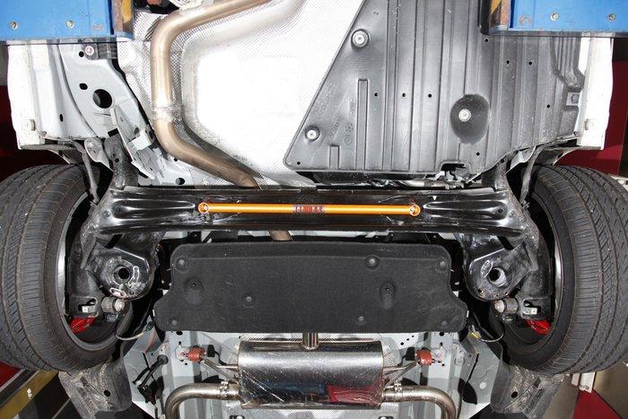 SUMMIT 福特 FORD 4代 FOCUS MK4 後拖曳臂強化桿 CS車宮車業