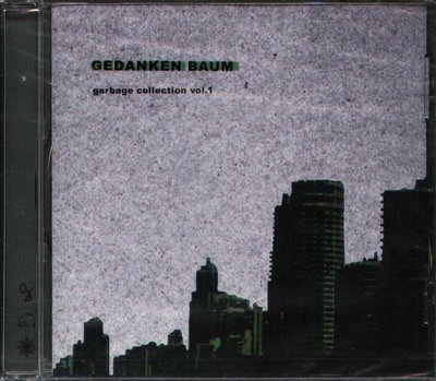 K - GEDANKEN BAUM - Garbage Collection Vol.1 - 日版 - NEW