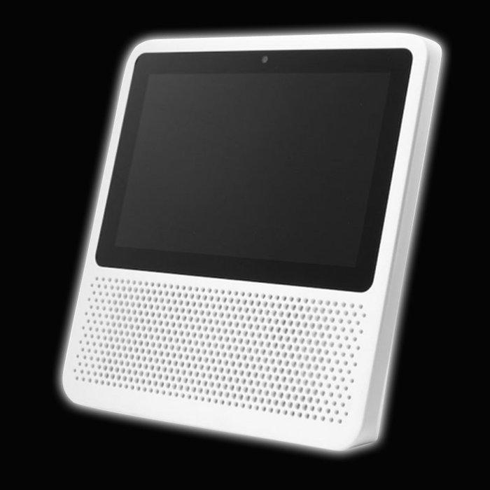 5Cgo【智能】小度在家1s智慧音箱NV6001 AI語音視頻控制小音箱便攜BT音響586544672271