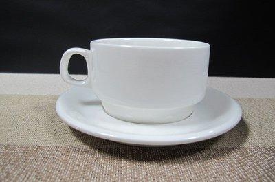 【無敵餐具】 大同強化骨磁咖啡杯組(180cc)/象牙色 咖啡杯/咖啡杯組/瓷器 量多歡迎來電洽詢!【J0039】