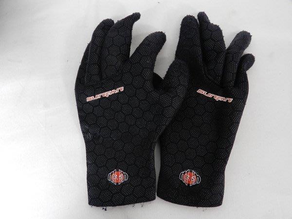 SUNFUN winter手套3.5mm (M號)