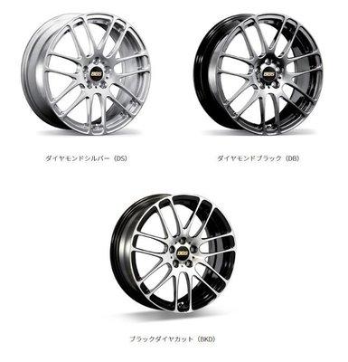 DJD19071819 日本BBS RE-L2 15-17吋 1片式鍛造鋁圈 依當月報價為準