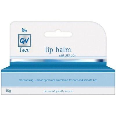 ※澳洲代購-預購※ego QV Lip Balm SPF 30+ 保濕滋潤護唇膏15g $180