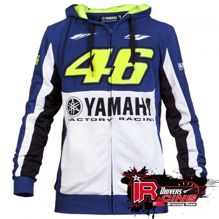 ♚賽車手的試衣間♚ VR46 Rossi 46 fleece 外套 帽T