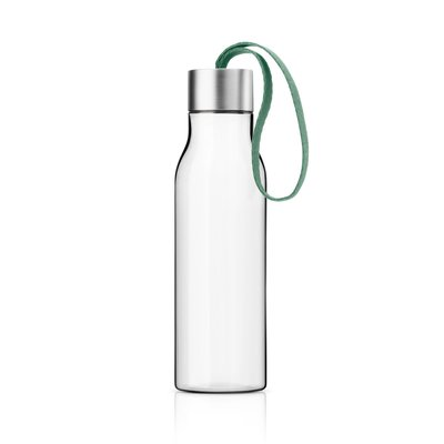 Luxury Life【正品】丹麥 Eva Solo Drinking Bottle 500cc 輕巧 透明 隨行冷水瓶