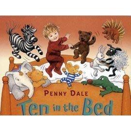 【單書】TEN IN THE BED【吳敏蘭書單~CH4 晚安故事大集合 Bedtime Stories】