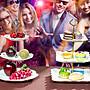 [C.M.平價精品館]品味生活 歐風貴婦下午茶自娛娛人 二層/三層 各式點心/水果盤