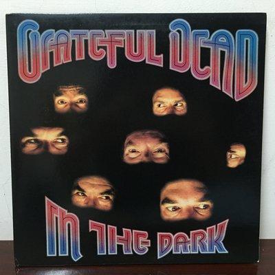 晨雨黑膠【西洋】美版/Grateful Dead – In The Dark (1987首版)