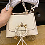 【全新正貨私家珍藏】See by Chloe Joan Mini Shoulder Bag 拼接牛皮斜挎包~