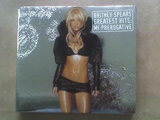 (絕版)Britney Spears-Greatest Hits:My Prerogative妮裳神話精選+新曲(歐洲版,雙CD,26首)