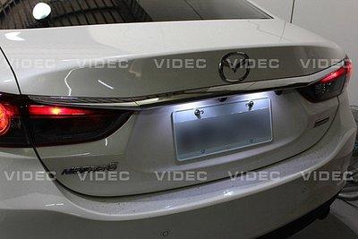 巨城汽車精品 NEW MAZDA6 LED 牌照燈 台灣製造 保固一年 新竹 威德