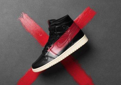 【S.M.P】Jordan 1 Couture Defiant 黑紅 OG BQ6682-006