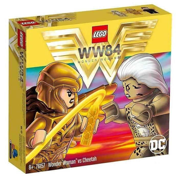 LEGO 樂高 76157 (樂高熊) 超級英雄系列 神力女超人大戰豹女 全新未拆 保證正版