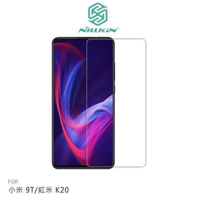 【愛瘋潮】NILLKIN MIUI 小米 9T / 紅米 K20 Amazing H 防爆鋼化玻璃 螢幕保護貼