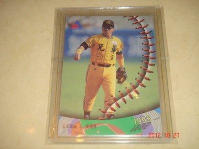 中華職棒 兄弟象隊 吳復連 1995 職棒六年 #099 球員卡