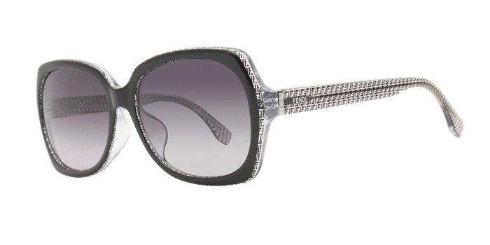 【唯光眼鏡】  FENDI太陽眼鏡 FF0002FS Black OUTLET直購價4000