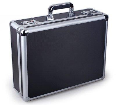 【易發生活館】高檔密碼手提箱鎖A3容量鋁合金工具箱 儲物箱 文件箱T2097證件箱 A3大小 旅行儲物 手提密碼箱