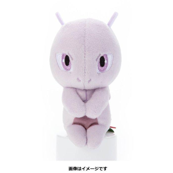 超夢 Chokkorisan迷你玩偶 Pokemon Center 寶可夢 神奇寶貝中心 日本