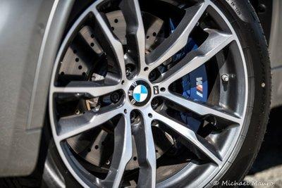 ✽顯閣商行✽BMW 德國原廠 F16 X6 611M 20吋 輕量化鋁圈組 輪框組